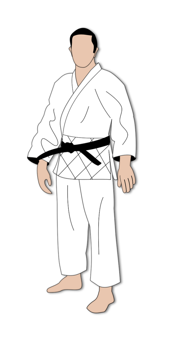 martial art gi